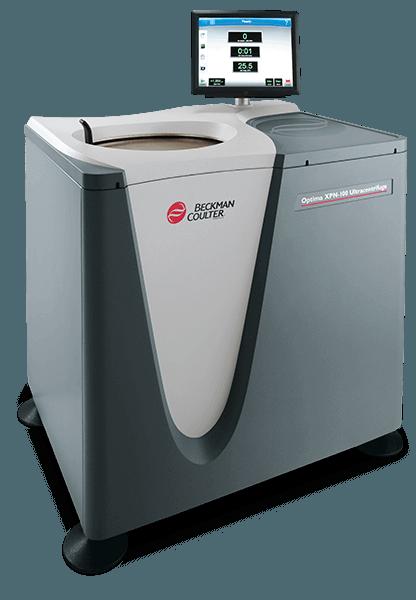 Ultracentrifuge commonly used for vesicle isolation